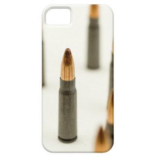 Coques iPhone 5 Cartouche 7.62x39 d'AK47 de balle de munitions