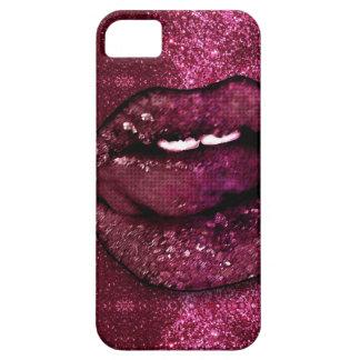 Coques iPhone 5 Cas de Smackin de lèvre