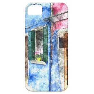 Coques iPhone 5 Case-Mate Bâtiments de Burano Italie