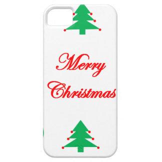 Coques iPhone 5 Case-Mate Conception de Joyeux Noël
