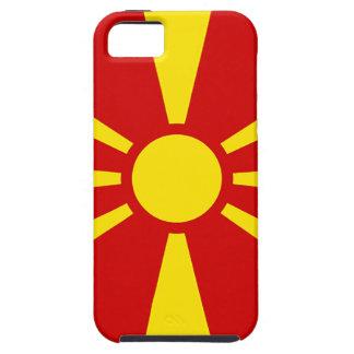 Coques iPhone 5 Case-Mate Drapeau de la république de Macédoine