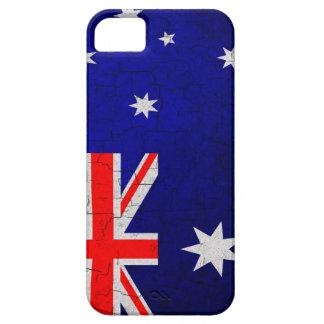 Coques iPhone 5 Case-Mate Drapeau grunge de l'Australie