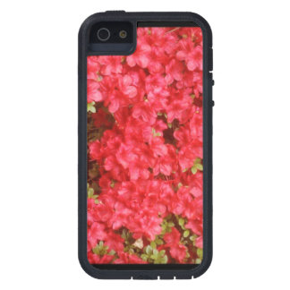Coques iPhone 5 Case-Mate Fleurs roses/rouges