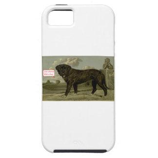 Coques iPhone 5 Case-Mate La vie est meilleure avec un chien