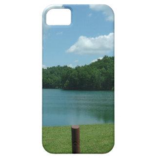 Coques iPhone 5 Case-Mate Scène de lac day d'été