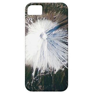 Coques iPhone 5 Case-Mate vue aérienne du mont Fuji