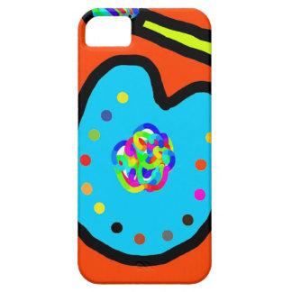 Coques iPhone 5 conception de dessin de couleur d'eau