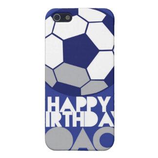 Coques iPhone 5 ENTRAÎNEUR de joyeux anniversaire avec du ballon