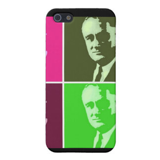 Coques iPhone 5 Franklin D. Roosevelt