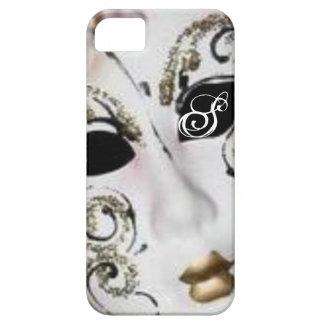 Coques iPhone 5 iPhone 5/5S de masque de mascarade, à peine là