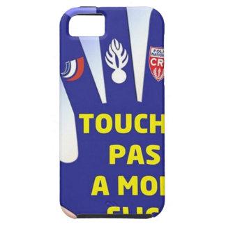 coque iphone 8 gendarmerie
