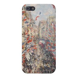 Coques iPhone 5 La rue Montorgueil, 30ème de juin 1878 (1878)