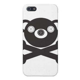 Coques iPhone 5 Nerf de boeuf (ours)