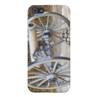 Coques iPhone 5 PA commémorative de Gettysburg de longue rue