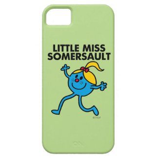 Coques iPhone 5 Petite Mlle Somersault Walking Tall