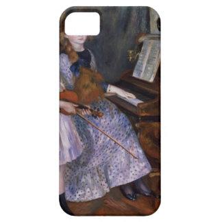 Coques iPhone 5 Pierre un Renoir | les filles de Catulle Mendes