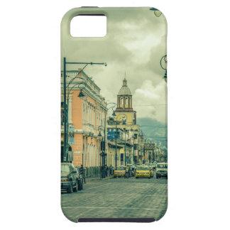 Coques iPhone 5 Scène urbaine centrale historique à la ville de