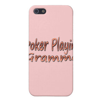 Coques iPhone 5 Tisonnier Playin Gramma 2