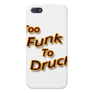 Coques iPhone 5 Trop trouille à lumineux ivre