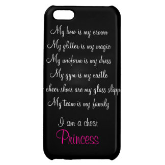 Coques iPhone 5C princesse Phone Case d'acclamation de l'iPhone 5C