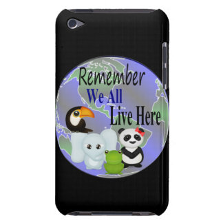 Coques iPod Case-Mate Globe d'animaux