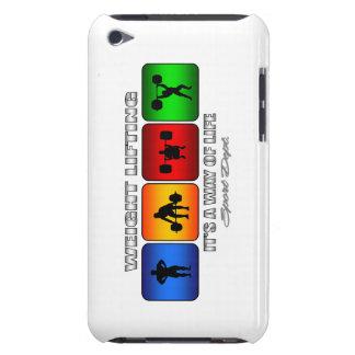 Coques iPod Case-Mate Haltérophilie fraîche c'est un mode de vie