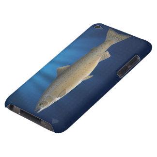 Coques iPod Touch Couverture de contact d'iPod de saumons