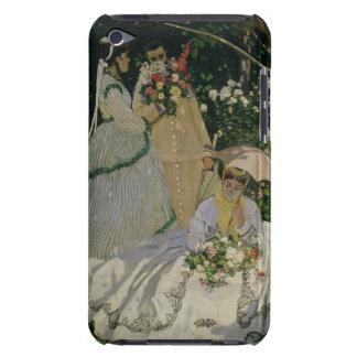 Coques iPod Touch Femmes de Claude Monet | dans le jardin