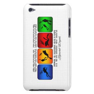 Coques iPod Touch Plongée à l'air fraîche c'est un mode de vie