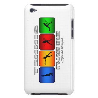 Coques iPod Touch Tennis frais c'est un mode de vie (femelle)