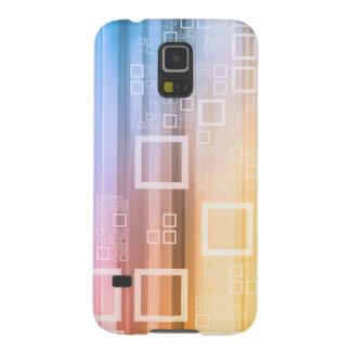 Coques Pour Galaxy S5 Concept du trafic de train de données de données