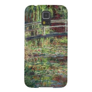 Coques Pour Galaxy S5 Étang de nénuphar de Claude Monet | : Harmony