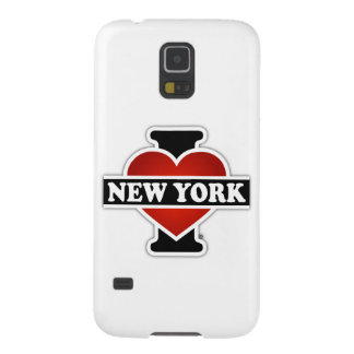 Coques Pour Galaxy S5 I coeur New York