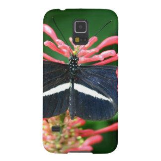 Coques Pour Galaxy S5 Le papillon du sac à main de splendeur sont prêt