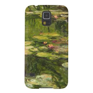 Coques Pour Galaxy S5 Nénuphars de Claude Monet |