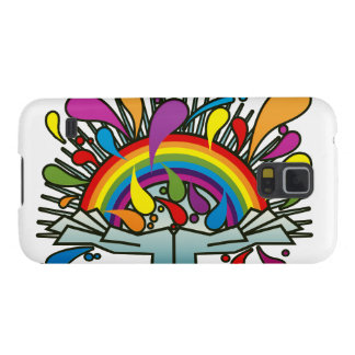 Coques Pour Galaxy S5 Rainbow_In_Your_Hands