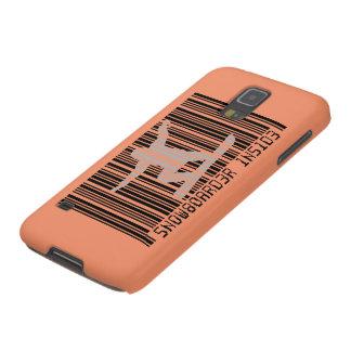 Coques Pour Galaxy S5 SURFEUR À L'INTÉRIEUR de code barres