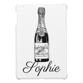 Coques Pour iPad Mini Bouteille vintage/victorienne Personnalised de