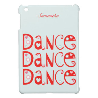 Coques Pour iPad Mini Cas d'iPad de danse de danse de danse mini