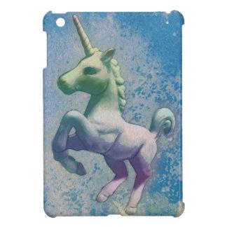 Coques Pour iPad Mini Cas d'iPad de licorne mini (Arctique bleu)