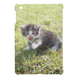 Coques Pour iPad Mini Ce chaton lutte pour la liberté