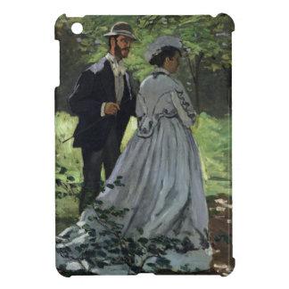 Coques Pour iPad Mini Claude Monet   les auditeurs d'un