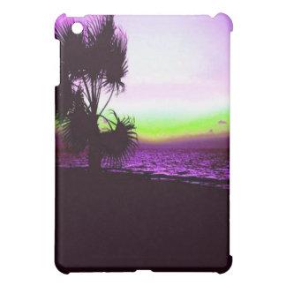 Coques Pour iPad Mini Coucher du soleil tropical