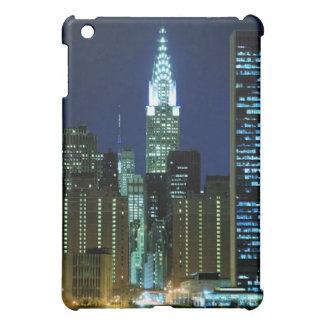 Coques Pour iPad Mini Horizon de New York City la nuit