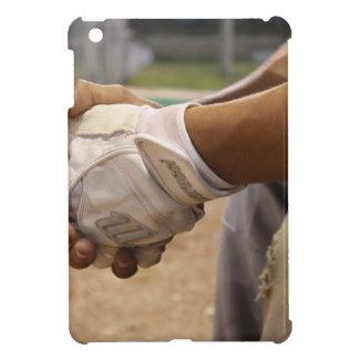 Coques Pour iPad Mini Joueur de baseball sur le banc