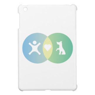 Coques Pour iPad Mini Le coeur de personnes poursuit le diagramme de