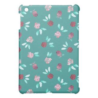 Coques Pour iPad Mini Le trèfle fleurit la mini caisse d'iPad mat
