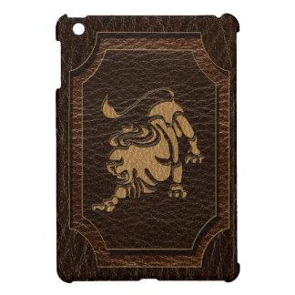 Coques Pour iPad Mini Lion simili cuir