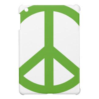 Coques Pour iPad Mini Symbole vert de signe de paix