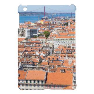 Coques Pour iPad Mini Vue aérienne de Lisbonne, Portugal